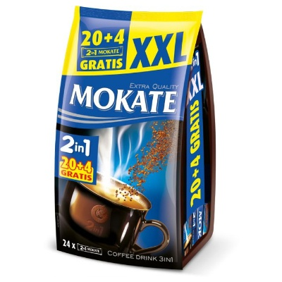MOKATE 2 IN1 XXL 20 +4db