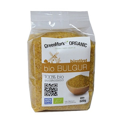 GREENMARK BIO BULGUR, 500 g